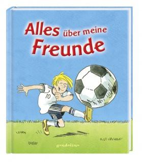 Freundebuch Fußball