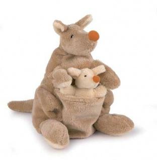 Plüschtier-Handpuppe Känguru von Egmont Toys