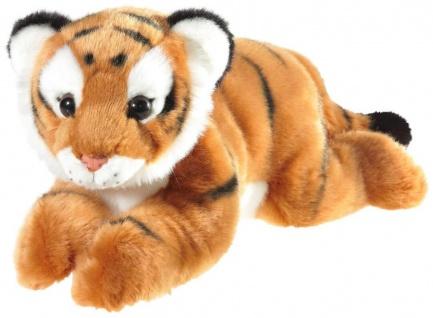Plüschtier MI CLASSICO Tiger, liegend, 32cm
