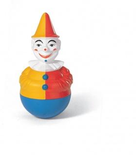 Rolly Toys - Stehaufclown - Clown mit Glockensound