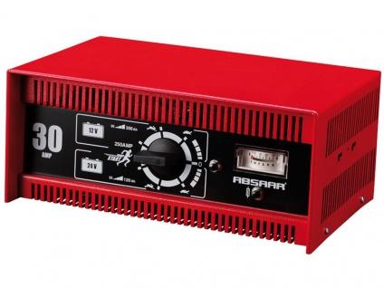 Absaar Batterieladegerät 30 AMP