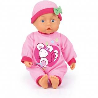 Puppe First Words Baby, 33 cm Farbe rosa