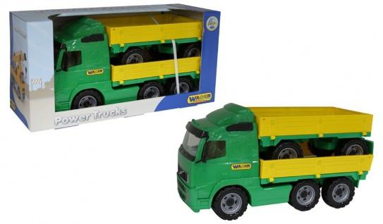 Power Truck Pritsche mit Anhänger