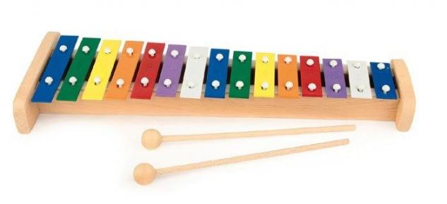 Xylophon für Kinder mit 15 Tönen