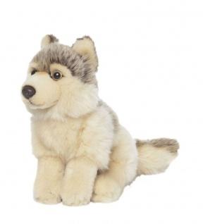 Plüschtier WWF Wolf , 15cm