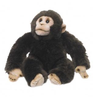 Plüschtier WWF Schimpanse, 23cm