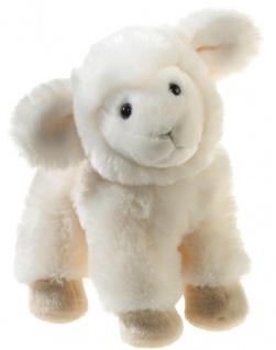 Plüschtier Lamm stehend, 27 cm