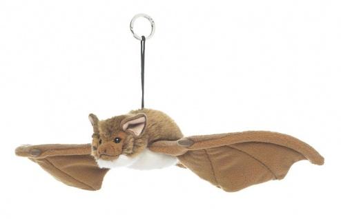 Plüschtier WWF Fledermaus, fliegend, 41cm