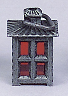 Laterne aus Zinn, 20 mm
