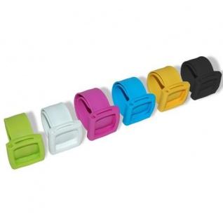 Armbandcover für iPod nano Farbe weiss