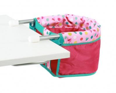 Puppen-Tisch-Sitz im Prinzessin Lillifee-Design