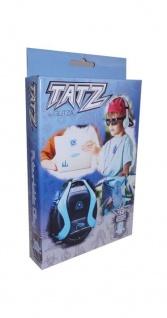 """TATZ by Glitza - Starter Set """" Futuristic City"""" inkl. 50 Tattoos"""