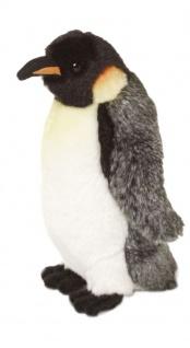 Plüschtier WWF Kaiserpinguin, Grösse 20 cm