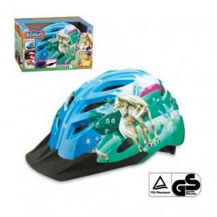 SCOUT Fantasy Fahrradhelm für Kinder Gr. 48-52
