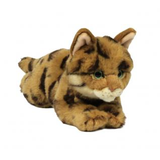 Plüschtier WWF Bengalische Katze, 22cm