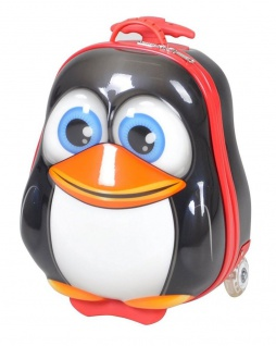 Bouncie Hartschalen-Trolley, Pinguin