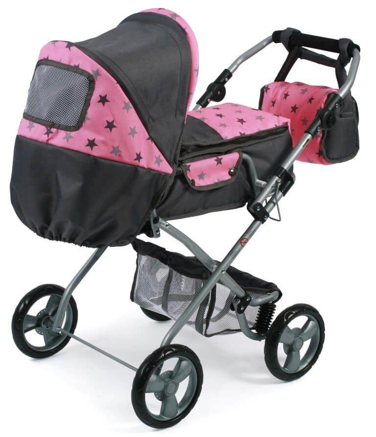Kombi-Puppenwagen BAMBINA Puppenwagen
