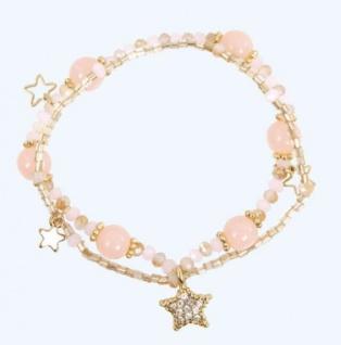 Star Charm deluxe Armband - Kinderschmuck