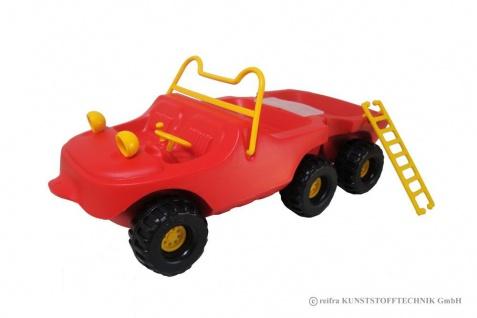 Spielauto Strandbuggy rot