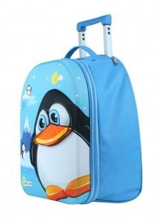 Bouncie Trolley 40 cm, Pinguin