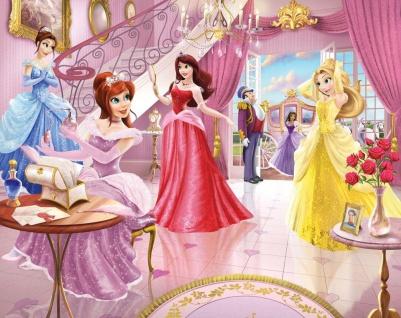 Walltastic Fototapete Fairy Prinzessin