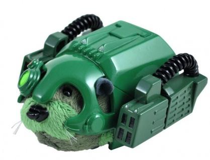 Hamster Kung Zhu Kampfausrüstung ThunderStrike