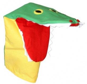 HANDPUPPE Krokodil, Basic Serie