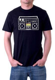 T-Shirt Boombox - Vorschau 1