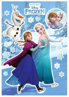Deco-Sticker Anna und Elsa