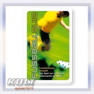 Das Fussball-Quiz - Fußball, Weltmeisterschaft, WM, Quiz, Fussball, Kultquartett