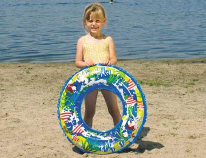 Wasserring, Schwimmring 70 cm für Kinder