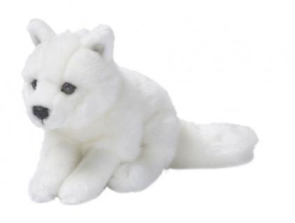 Plüschtier WWF Polarfuchs, 15cm