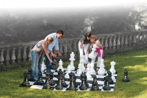 Schachfiguren von Rolly Toys, Grosse Figuren
