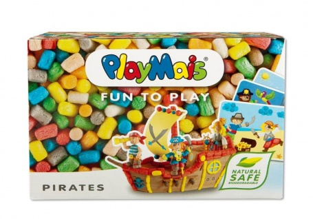 PlayMais Classic FUN TO PLAY PIRATES
