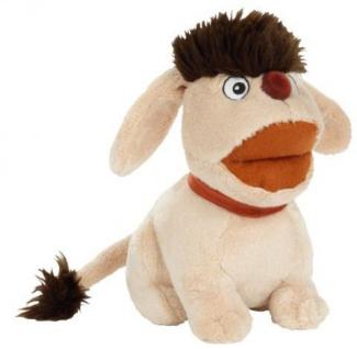 Plüschfigur Sandmanns Hund Moppi