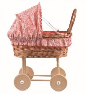 Stubenwagen Sophie, für die Puppe