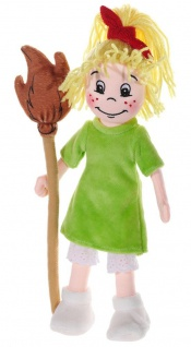 Bibi Blocksberg Puppe, Grösse 30 cm