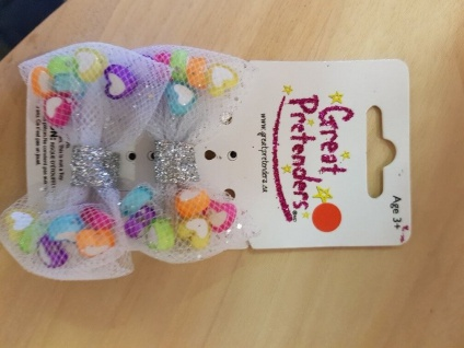 Kinderhaarspange Bow-tastic Party Clips im 2erSet