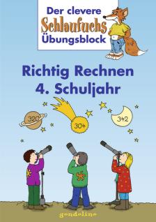 Kinderbuch Schlaufuchs Richtig Rechnen 4. Schuljahr