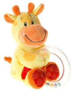 MESAMIS Giraffe als Rasselring