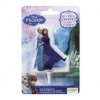 Kuchenkerze Frozen Elsa, 2D