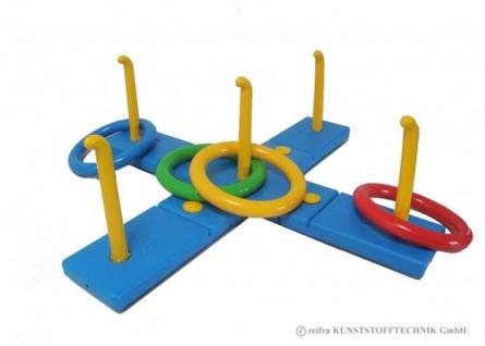 Balkenwurfspiel Kreuz ohne Figur
