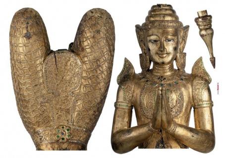 Deco-Sticker Buddha