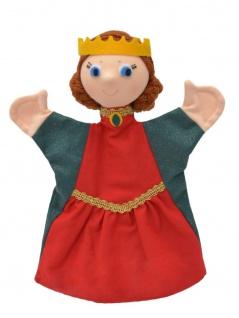 Handpuppe Königin Karla, 27cm