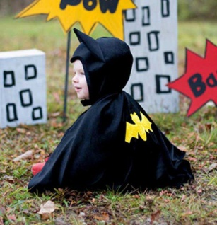 Babycape Batman