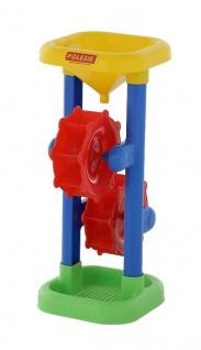 Sandmühle, 1 Stück, farblich sortiert