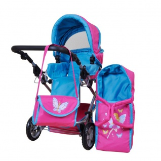 Set - Puppenkombi Luke mit Trolley Dessin Fairy