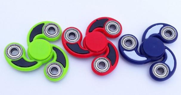 Fidget Spinner Fingerkreisel, Hot Wheels, sortierte Ware, 1 Stück