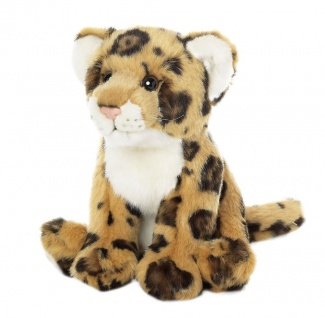 Plüschtier WWF Jaguar, weich, 19cm