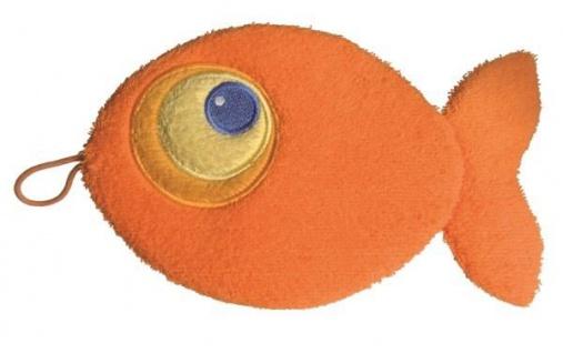 Waschhandschuh SWASH Goldfisch